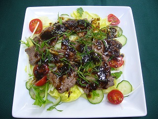 牛肉のバルサミコ酢.jpg