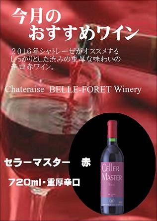 今月のおすすめワイン.JPG
